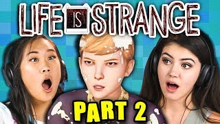 SHE'S GOING DOWN!!! | LIFE IS STRANGE - Part 2 (React: Gaming)