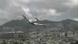 getlinkyoutube.com-Hong Kong Kai Tak Airport (1925 - 1998) 香港啟德機場