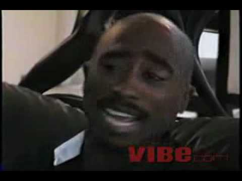Tupac Shakur-The Lost Interview Pt 1 VIBE Magazine Unearths Interview From 1996 -3PG9NsS0HRE