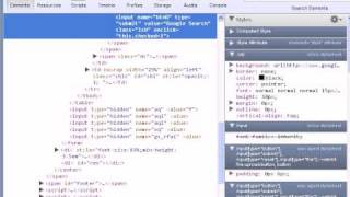 getlinkyoutube.com-Using The Element Inspector to Analyse Web Pages