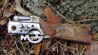 getlinkyoutube.com-Sondeln (53) Verlorene Dinge++Waldwege am Dorfrand 2.Teil ++Treasure Hunting