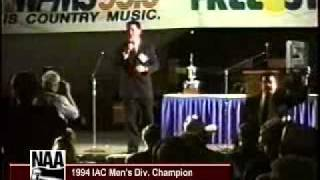 Greg Highsmith, 1994 International Auctioneer Champion
