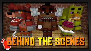getlinkyoutube.com-MINE Nights At Freddy's | Behind The Scenes - Redstone / Technical Stuff!