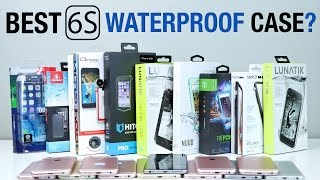 getlinkyoutube.com-Best Waterproof iPhone 6S Case? 10 Most Popular Cases Test