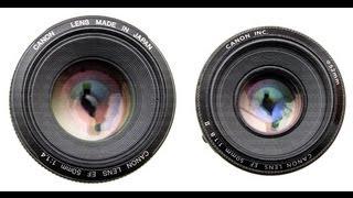 getlinkyoutube.com-Julian Marinov - Canon EF 50mm f/1.8 VS f/1.4