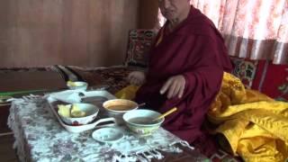 getlinkyoutube.com-Lama Zopa Rinpoche l Sherpa Pancakes l Lawudo 2015