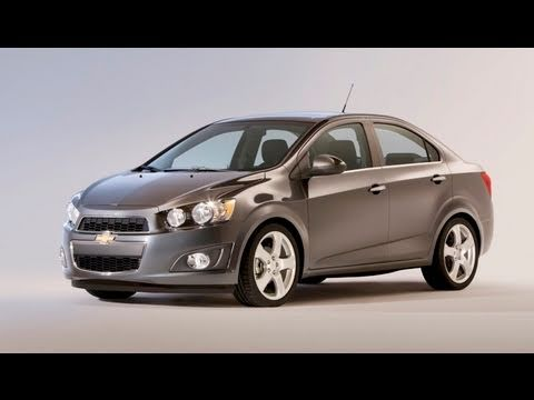 All-New 2012 Chevrolet Sonic