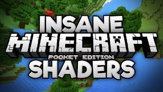 getlinkyoutube.com-INSANE MIND BENDING SHADERS!!! - Epic Twist for MCPE 0.14.0 - Minecraft PE (Pocket Edition)