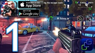 getlinkyoutube.com-UNKILLED Android iOS Walkthrough - Gameplay Part 1 - Tier 1: Harlem: Missions 1-5