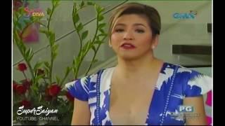 getlinkyoutube.com-THE CHRISTMAS SONG - Regine Velasquez (Sarap Diva)