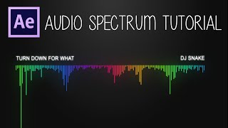 getlinkyoutube.com-After Effects: Audio Spectrum Tutorial