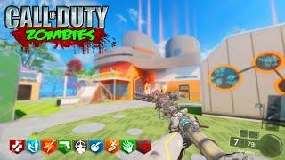 getlinkyoutube.com-BLACK OPS 3 ZOMBIES - FIRE STAFF ON NUKETOWN CUSTOM ZOMBIES MOD TOOLS GAMEPLAY! (BO3 Zombies)