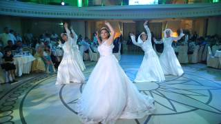 getlinkyoutube.com-Wedding Vahe Lusine (Harsi Par)