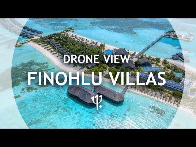 Drone Series - Club Med Finolhu Villas