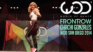getlinkyoutube.com-Chachi Gonzales | FRONTROW | World of Dance San Diego 2014 #WODSD