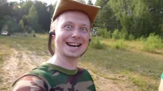 getlinkyoutube.com-Из Сайги-12 в A5 на 100м. Это реально...!!!