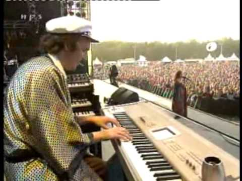 Moloko - Live at Pinkpop 2004 - Full Show