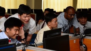 getlinkyoutube.com-Pyongyang University of Science and Technology (PUST) / 평양과학기술대학
