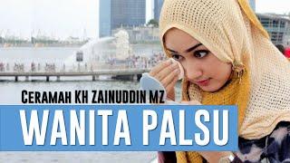 getlinkyoutube.com-Ceramah Lucu KH Zainuddin MZ  - Wanita Palsu