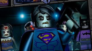 getlinkyoutube.com-LEGO Batman 3: Beyond Gotham - Bizarro World DLC - Story Mode Walkthrough