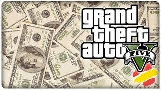 getlinkyoutube.com-GTA V - Dinero Infinito !