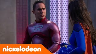 getlinkyoutube.com-I Thunderman | In missione con Tech Rider | Nickelodeon