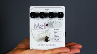 getlinkyoutube.com-Ambient Guitar Gear Review - Electro-Harmonix Mel9 Tape Replay Machine (EHX, Mellotron)
