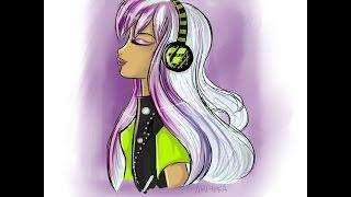 getlinkyoutube.com-Melody Piper Ever After High (Speed ART)