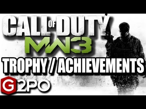 MW3 Act 3 Intel Locations: Scout Leader Trophy/Achievement Guide