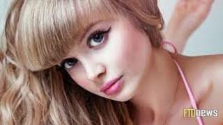 getlinkyoutube.com-Human Barbie Doesn't Believe She Is Real –Angelica Kenova