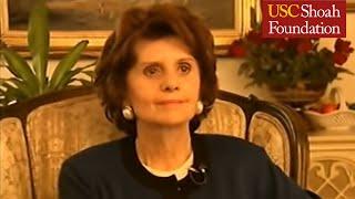 Holocaust Survivor Sally Roisman Testimony