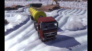 getlinkyoutube.com-Truckers map by.goba6372.r38 1.7.1 тест 6