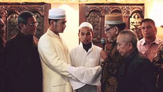 getlinkyoutube.com-Rio and Aminah's Muslim Wedding (Indonesian-Filipino Wedding)