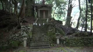getlinkyoutube.com-滋賀県の恐怖スポット!あやしい廃村に行ってみた