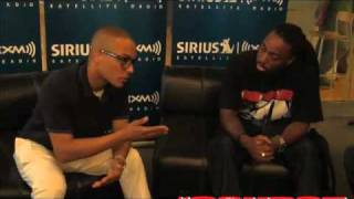 T.i. interview pour the source