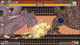 getlinkyoutube.com-Killer B vs Team Uchiha (Obito, Sasuke and Itachi) | Bleach vs Naruto 2.6 | Team Battle