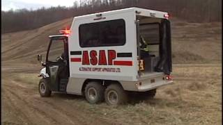 getlinkyoutube.com-ASAP MedStat All-Terrain Rescue Ambulance - Off-Road
