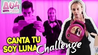 getlinkyoutube.com-Canta Tu Soy Luna - IO vs ALVISE Challenge |Ambrina04 Flash|