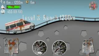 getlinkyoutube.com-Обзор скорой помощи Hill Climb Racing Junkyard Mod