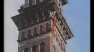 getlinkyoutube.com-Fred Dibnah How to climb a chimney overhang at 50+