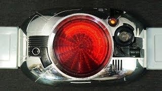 getlinkyoutube.com-仮面ライダーBLACK ブラック テレビパワーDX変身ベルト テレビで変身! 光る! 回る! Kamen Rider Black DX Henshin Belt
