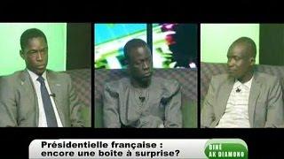 Dine ak Diamomo du 27 avr.-17: Presidentielle française - encore une boîte à surprise