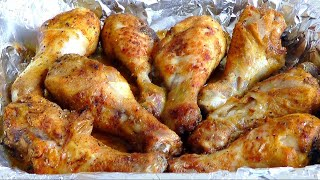 getlinkyoutube.com-How to make Chicken drumsticks & tasty Coating christmas food