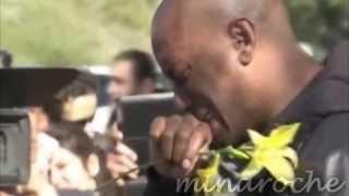 getlinkyoutube.com-Tyrese Gibson & Vin Diesel remember Paul Walker | Time Forgets (RIP)
