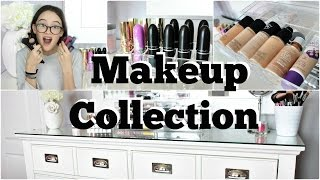 getlinkyoutube.com-My Makeup Collection (of a 12 year old who loves makeup!) | Fiona's Fresh Face | Fiona Frills