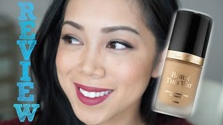getlinkyoutube.com-Too Faced Born This Way Foundation Review - itsjudytime
