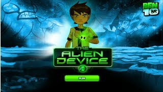 getlinkyoutube.com-Cartoon Network Games: Ben 10 - The Alien Device