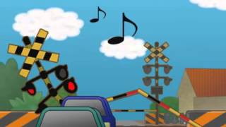 getlinkyoutube.com-The Typewritter Song with Japanese Railroad Crossing Gates (Edit)