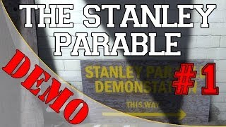 getlinkyoutube.com-The Stanley Parable Demo Secrets and Easter Eggs Part1