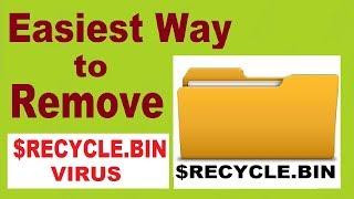 getlinkyoutube.com-Easiest Way to Remove $RECYCLE.BIN Virus [SOLVED]